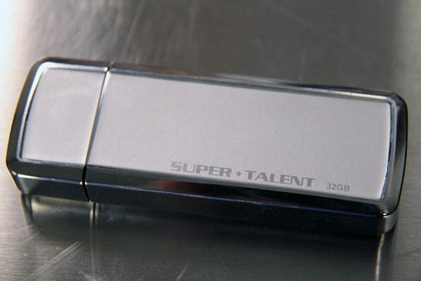 Super Talent SuperCrypt USB 3.0 32GB Thumb Drive Review - Storage 15