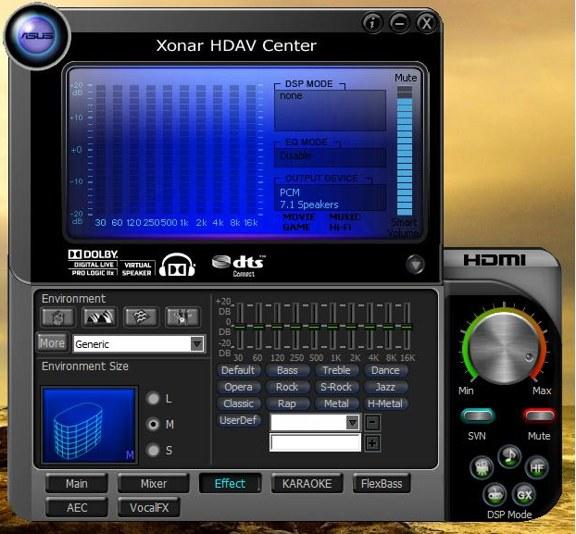 Asus Xonar HDAV 1.3 Deluxe Review: The Penultimate HTPC Soundcard? - General Tech 17