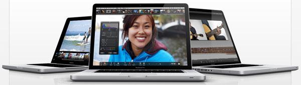 Apple updates MacBook Pro line with NVIDIA Optimus and new Intel CPUs