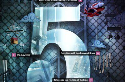 Adobe announces CS5 software, NVIDIA announces support