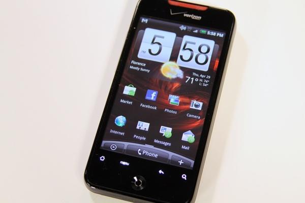 HTC Droid Incredible (Verizon Wireless) Review - General Tech  2