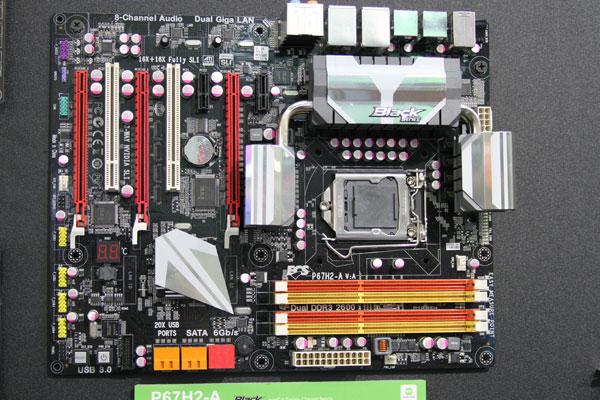 Computex: Intel Sandy Bridge 6-series motherboards make appearance - Motherboards 8