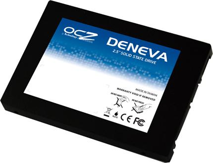 OCZ Technology Introduces Customizable Deneva Series Enterprise Solid State Drives - Storage  1