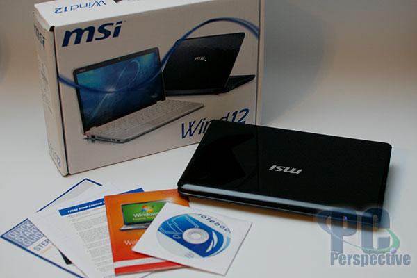 MSI Wind U230-040 Review - MSI's Atom Smasher - Mobile 39