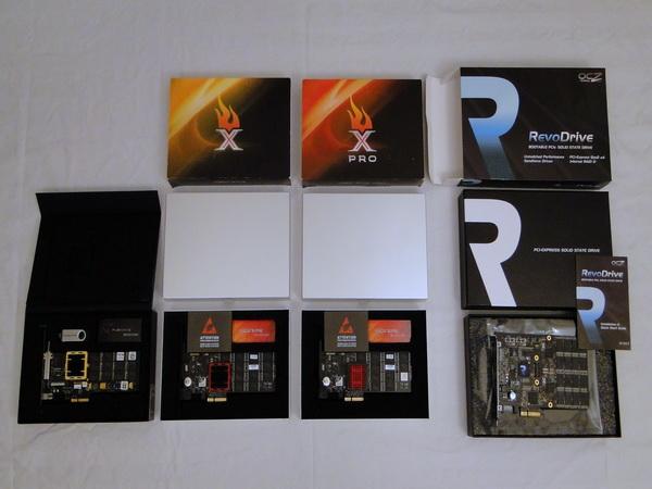 OCZ RevoDrive 240GB PCIe SSD Full Performance Review - Storage 46