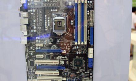 Computex: Intel Sandy Bridge 6-series motherboards make appearance