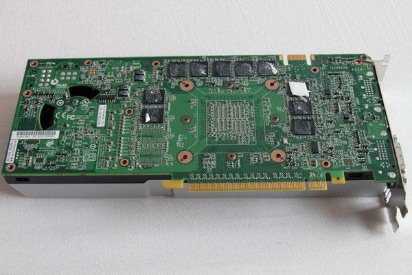 NVIDIA Quadro 5000 2.5GB Fermi-based Professional Graphics Review - Graphics Cards  6