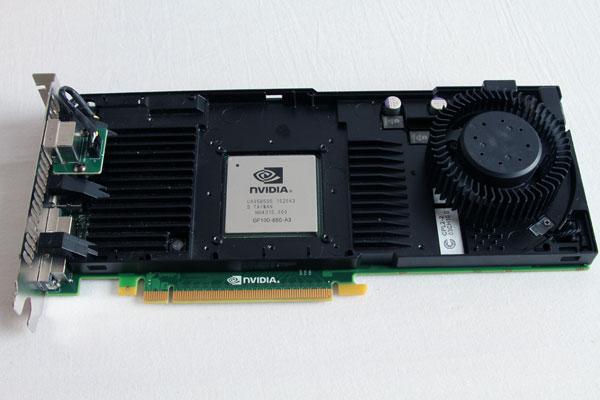 NVIDIA Quadro 5000 2.5GB Fermi-based Professional Graphics Review - Graphics Cards  9
