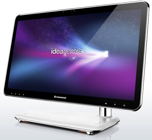 Lenovo Idea Centre A310 Proves Beauty is Screen Deep - Mobile 2