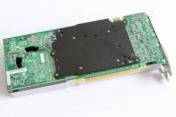 NVIDIA Quadro 5000 2.5GB Fermi-based Professional Graphics Review - Graphics Cards  3