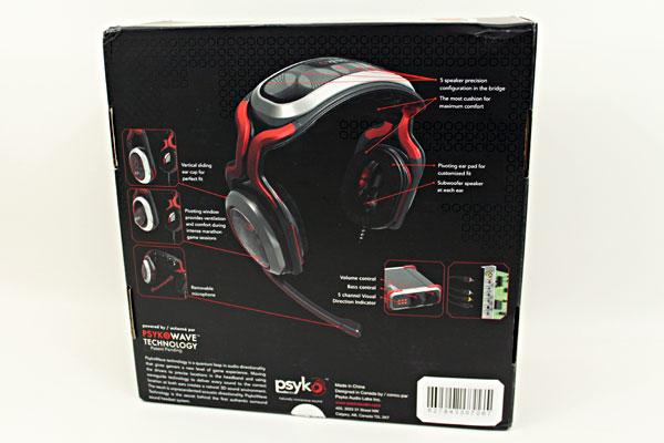 Psyko 5.1 Surround Sound Headphones Review - General Tech  2