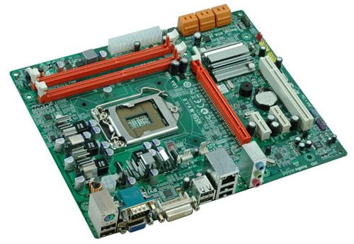 ECS H55H-M LGA 1156 mATX Motherboard Review - Intel on a budget - Motherboards  2