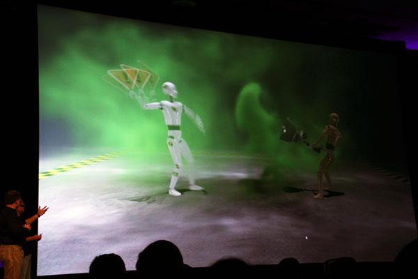 GTC 2010: NVIDIA shows impressive new DX11 demos - Graphics Cards  3