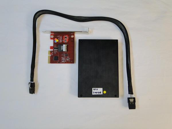 OCZ Ibis High Speed Data Link (HSDL) 240GB SSD Review - Storage 41