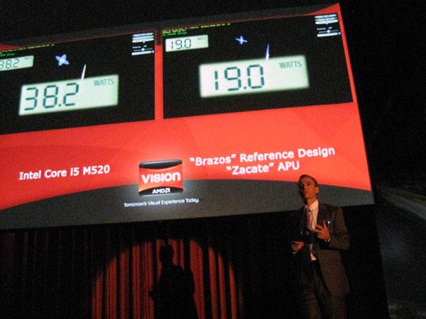 AMD showcases Llano APU In Taiwan - Processors  2
