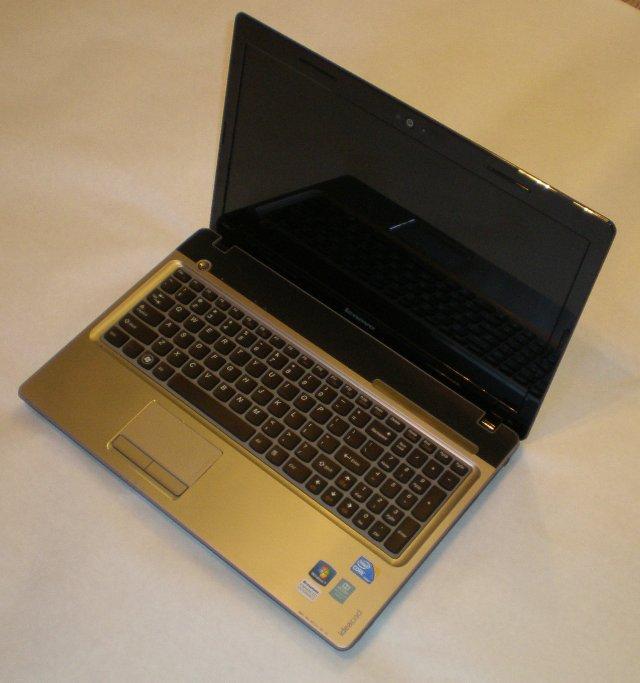 Lenovo Z560 Core i3 15-in Notebook Review - Mobile 13