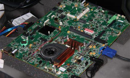 AMD showcases Llano APU In Taiwan