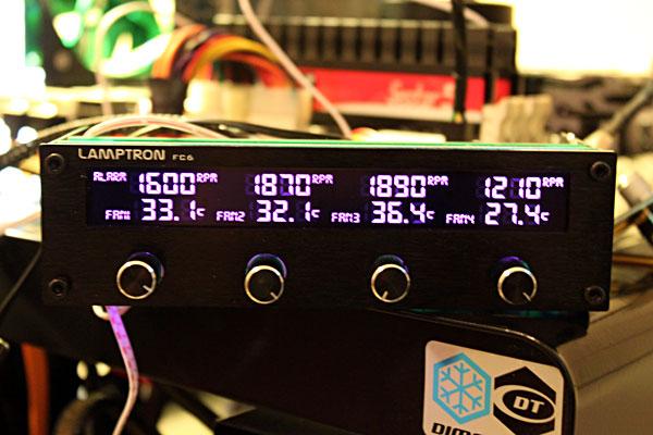 Lamptron FC6 Fan Controller Review - General Tech 32