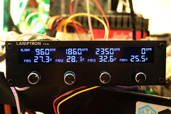 Lamptron FC6 Fan Controller Review - General Tech 28