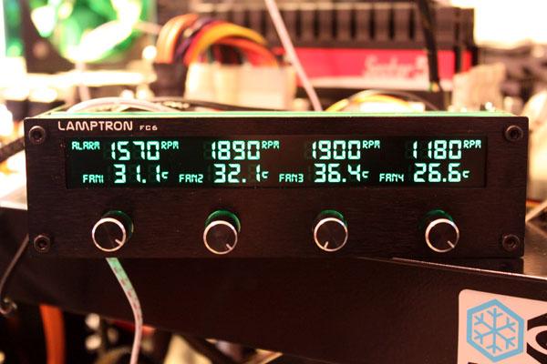 Lamptron FC6 Fan Controller Review - General Tech 29
