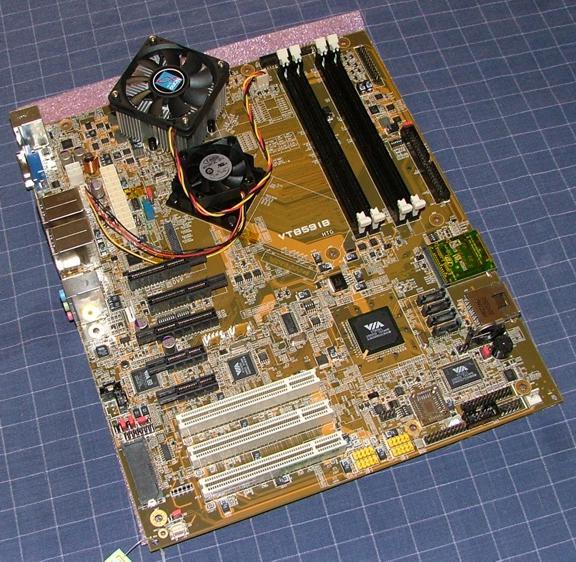 VIA Nano DC and VN1000 Preview - Dual Core Nanos Finally in the Pipe - Processors  2