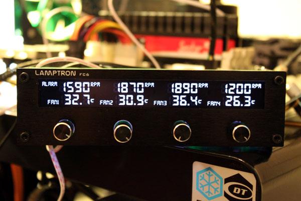 Lamptron FC6 Fan Controller Review - General Tech 33