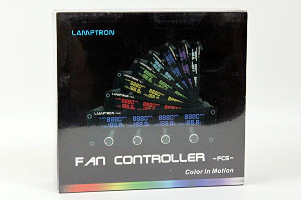 Lamptron FC6 Fan Controller Review - General Tech 26