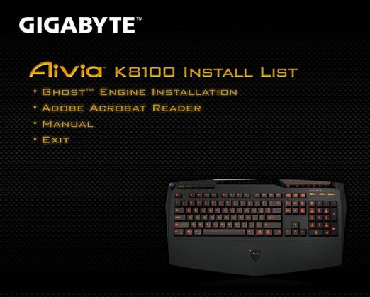 Gigabyte K8100 Aivia Gaming Keyboard Review - General Tech 28