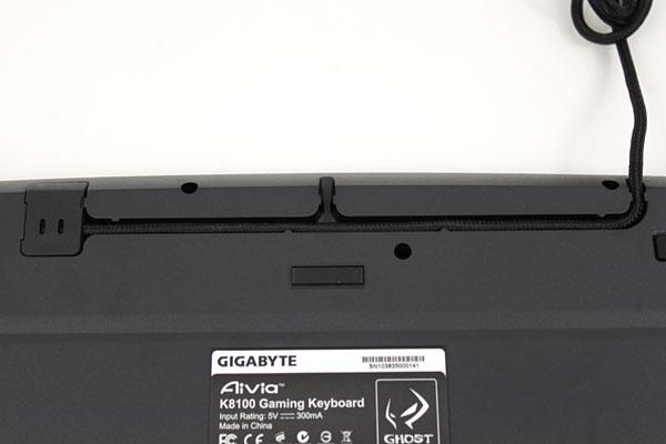 Gigabyte K8100 Aivia Gaming Keyboard Review - General Tech  3