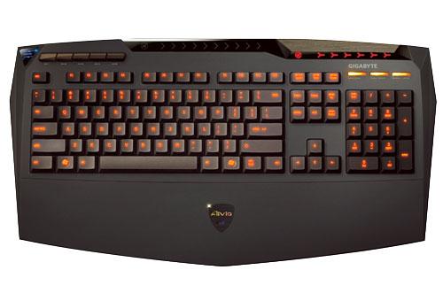 Gigabyte K8100 Aivia Gaming Keyboard Review - General Tech  4
