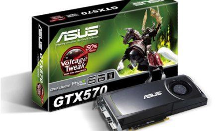 ASUS GeForce GTX 570 Series Graphics Card Delivers Groundbreaking DirectX 11 Price/Performance