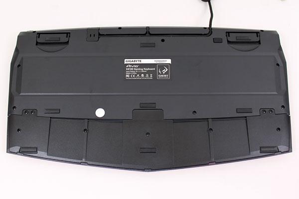 Gigabyte K8100 Aivia Gaming Keyboard Review - General Tech 36