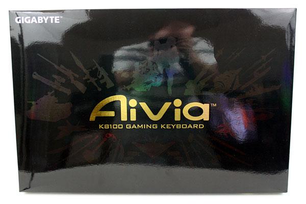 Gigabyte K8100 Aivia Gaming Keyboard Review - General Tech  1