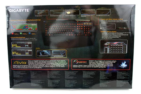 Gigabyte K8100 Aivia Gaming Keyboard Review - General Tech  2
