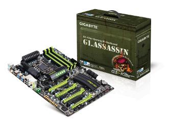 CES 2011: Gigabyte's killer new line up