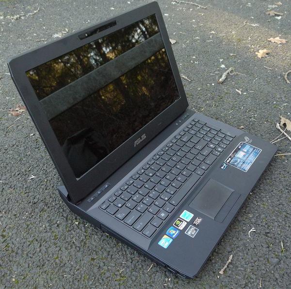 ASUS G53JW-3DE Core i7 GTX 460M 3D Vision Gaming Notebook Review - Mobile 40