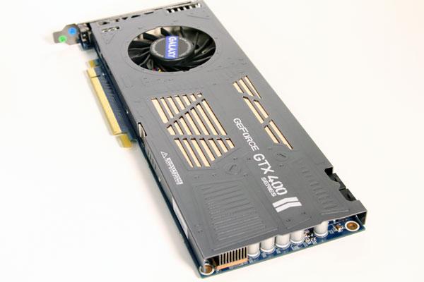 Galaxy GeForce GTX 460 Razor 1GB - Single Slot Gaming - Graphics Cards  80