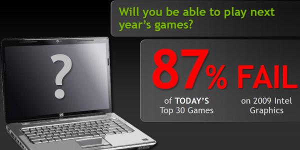 CES 2011: NVIDIA GeForce 500M graphics to complement Sandy Bridge