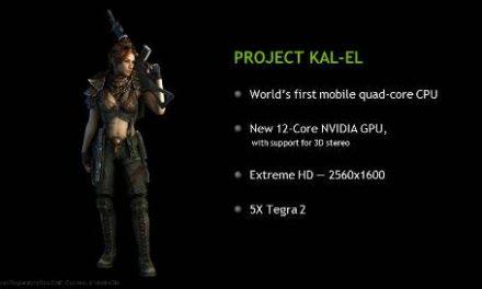 NVIDIA announces quad-core Tegra SoC and demos performance
