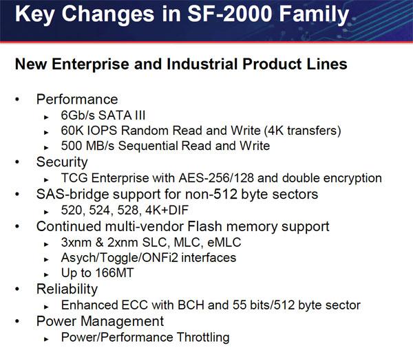 OCZ Technology Vertex 3 Pro SandForce 2582 200GB SATA 6G SSD Review - Storage 44