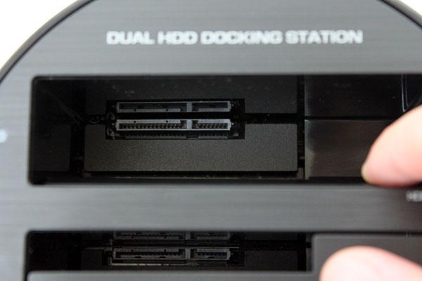 Zalman ZM-MH200 Dual HDD Docking Station Review - Storage  6