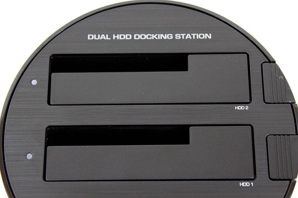 Zalman ZM-MH200 Dual HDD Docking Station Review - Storage  2