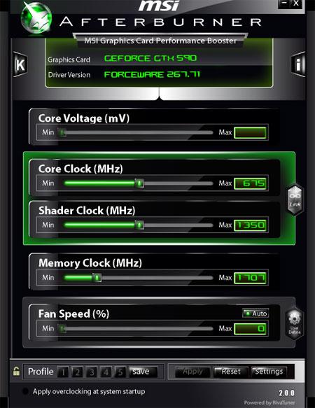 NVIDIA GeForce GTX 590 3GB Dual-GPU Fermi Graphics Card Review - Graphics Cards 147