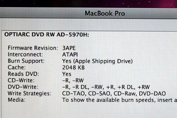 "Apple MacBook Pro 2.3GHz Sandy Bridge 13.3"" Review (2011 Model) - Mobile 66"