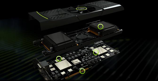 NVIDIA GeForce GTX 590 3GB Dual-GPU Fermi Graphics Card Review - Graphics Cards  1
