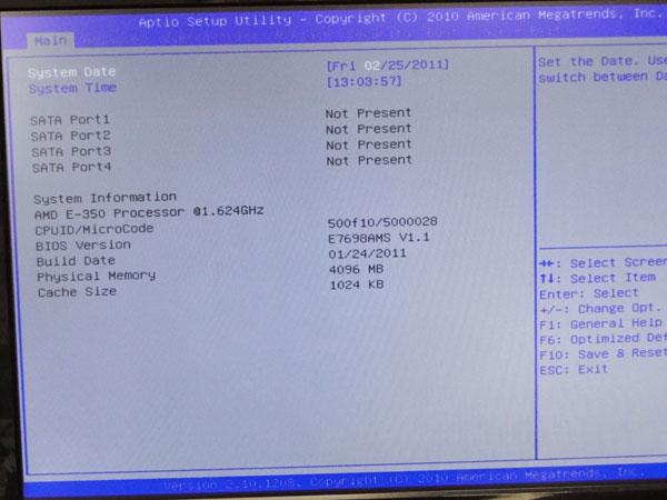 MSI E350IA-E45 AMD Brazos Fusion APU Platform Review - Motherboards  1