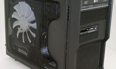 Mighty mite redux: iBUYPOWER's mATX GTX 590 system