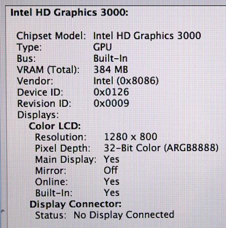 "Apple MacBook Pro 2.3GHz Sandy Bridge 13.3"" Review (2011 Model) - Mobile 69"