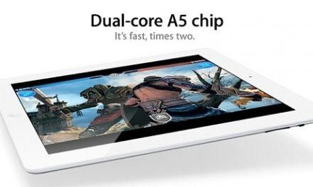 Apple announces iPad 2