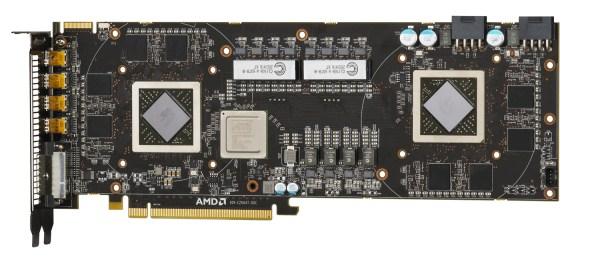 AMD Radeon HD 6990 4GB Dual GPU Cayman Graphics Card - Graphics Cards 132